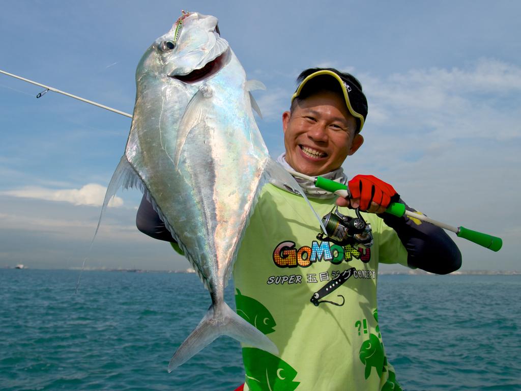 Storm gomoku jigging page 5 for Om fishing sinkers