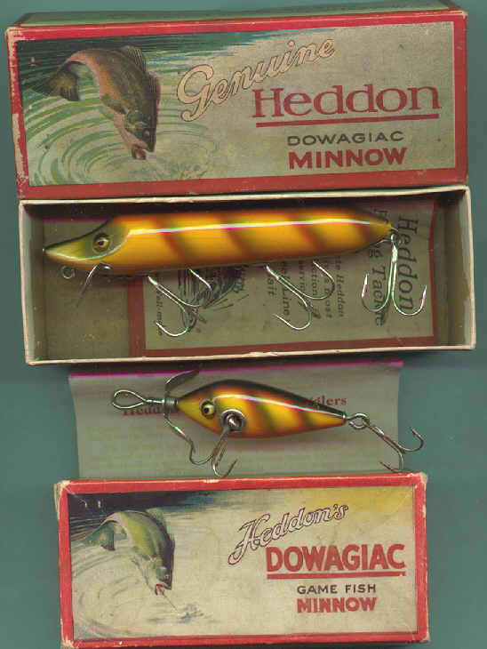 Antique lures for Fishing lure collection