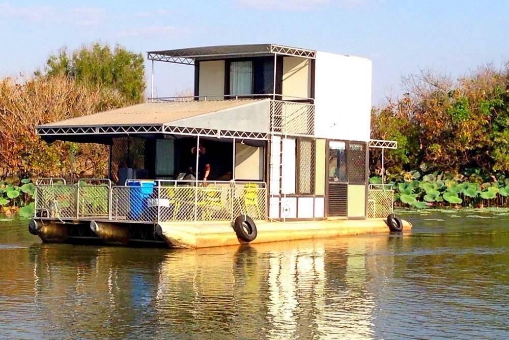Fish Darwin Top End Houseboats Mary River Houseboats