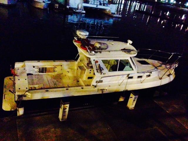 Albin 28 TE flush deck for Sale - FishingKaki com