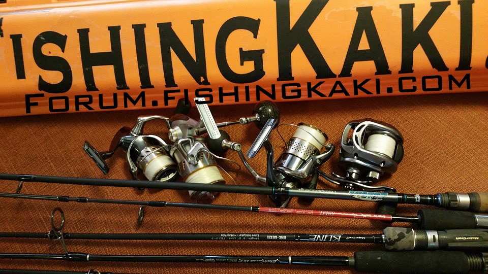 Biomaster SW vs Saragosa SW - FishingKaki com